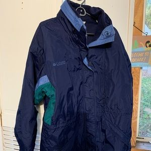 """🔥COLUMBIA ladies layered ski jacket """"Long's Peak"""""""
